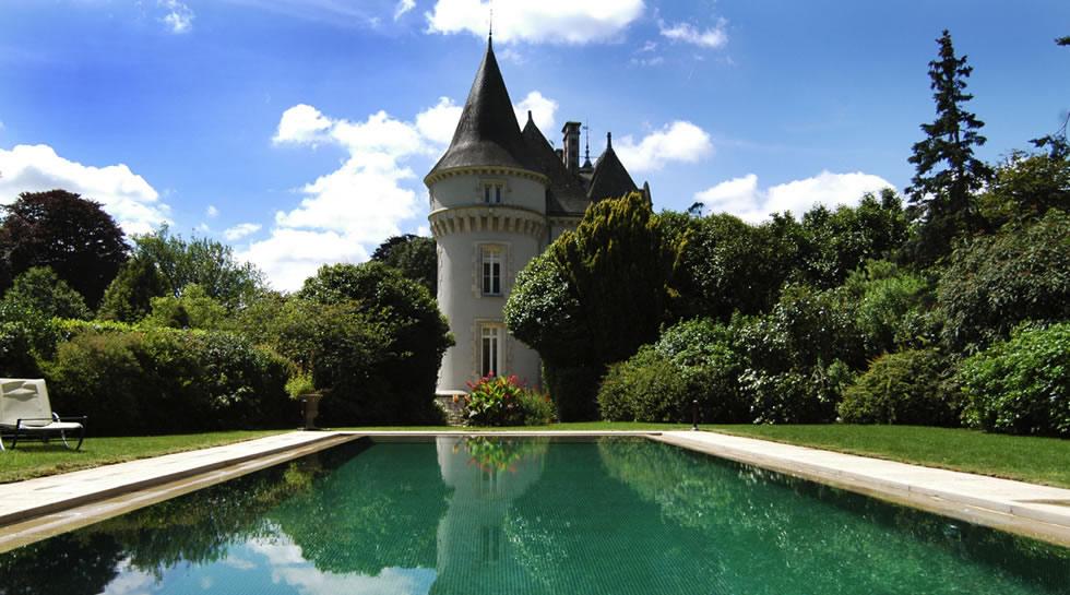 Kistinic Chateau & Parc