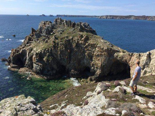 Camaret to Cap de la chevre