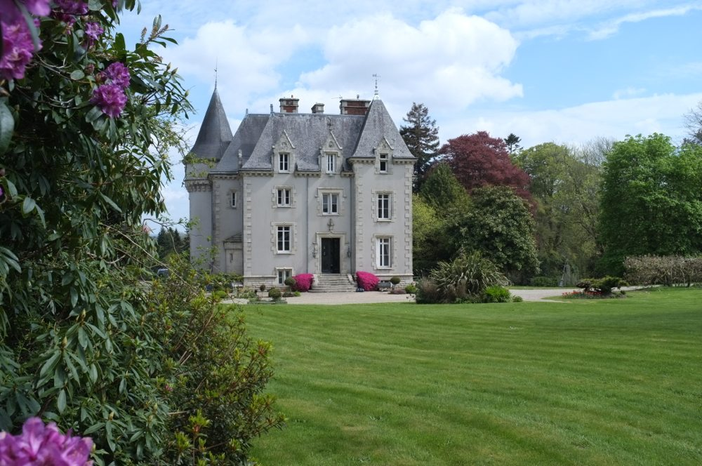 A Year in the Life of Four Luxury Holiday Homes in Brittany