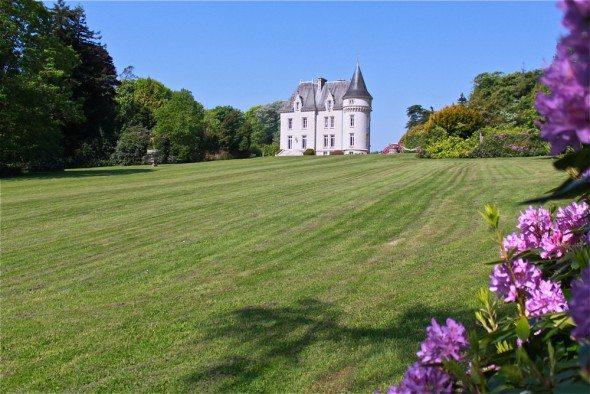 Kistinic Park and Chateau