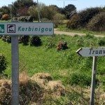 cycle route finistere