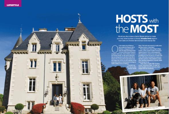 Living France Magazine Aug'16