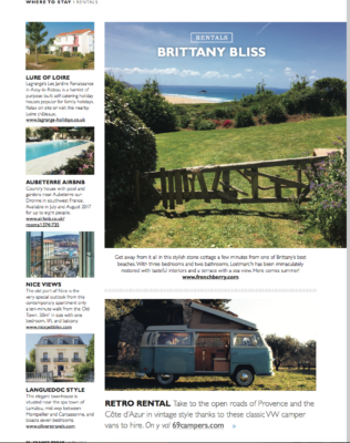 France Today features Frenchberry