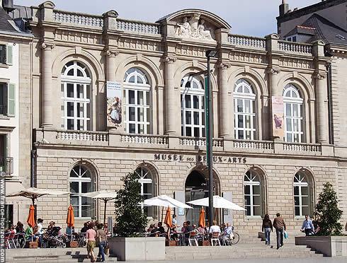 Museum of Fine Arts Quimper