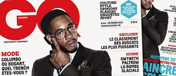 Frenchberry in GQ Magazine