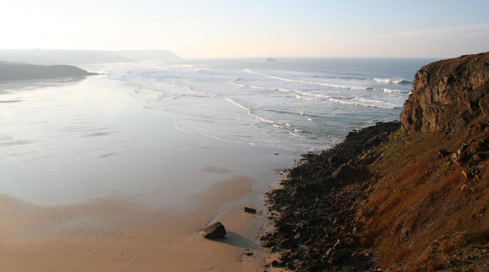 Lostmarc'h – Beautiful beaches on your doorstep
